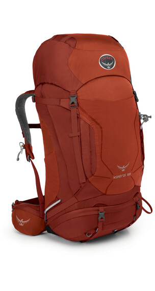 Osprey M's Kestrel 68 Backpack Dragon Red